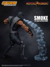 Storm Collectibles NTCC Exclusive Mortal Kombat Smoke Promo 08