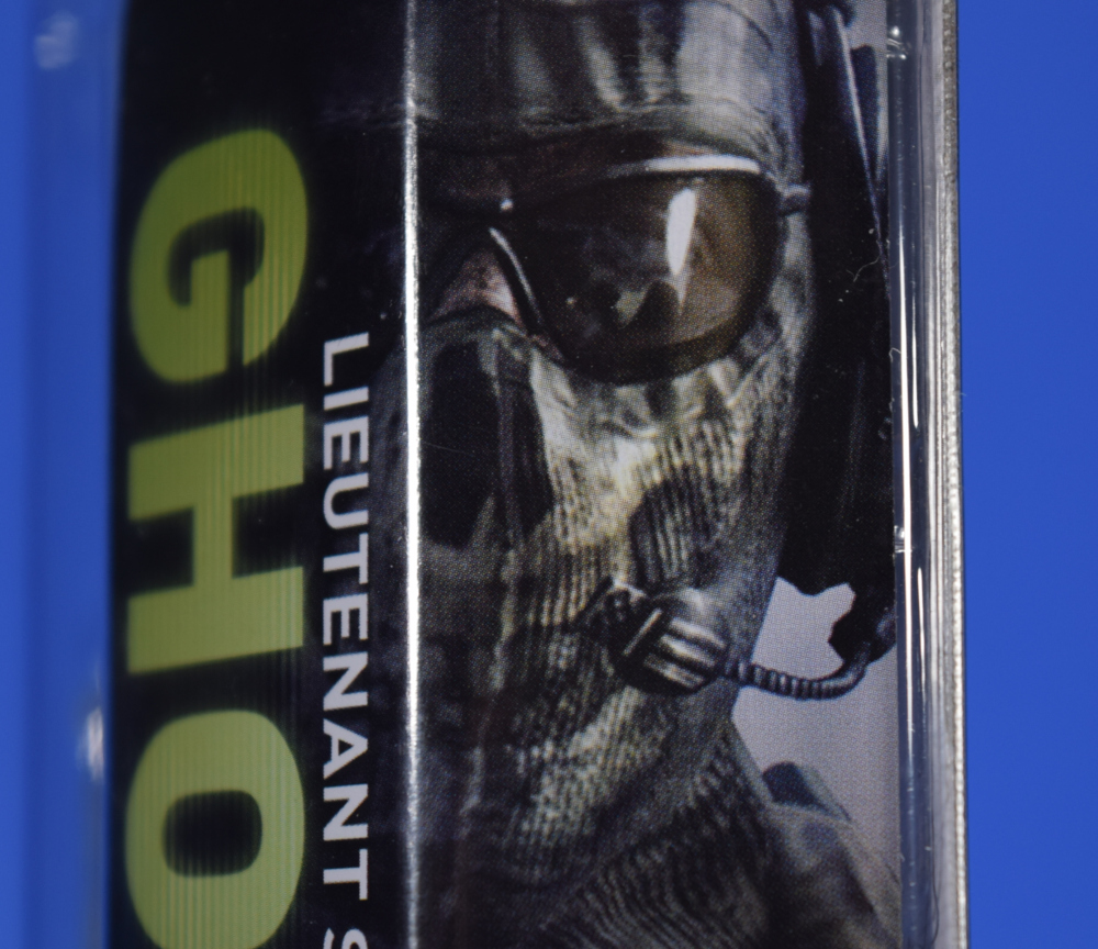 McFarlane Toys: Call of Duty Lt Simon Riley