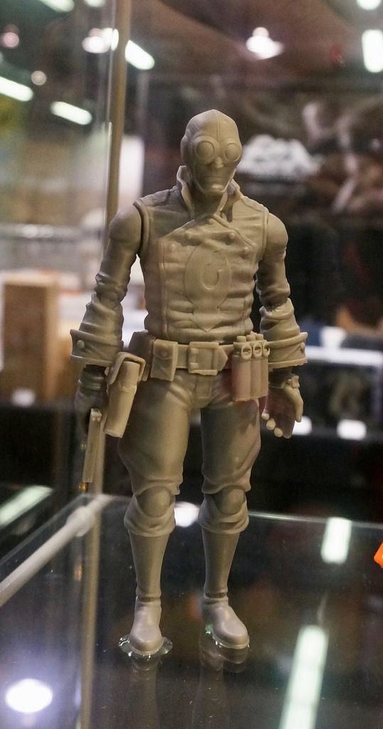 6PCS Zombie Walking Dead Dolls Action Figures Toys Static