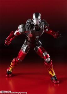 Bandai Spirits Tamashii Nations SH Figuarts Marvel Iron Man MKXXII 22 Hot Rod Promo 04