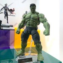 Bandai Tamashii Nations Tokyo Comic Con 2018 SH Figuarts Avengers Hulk 01