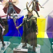 Bandai Tamashii Nations Tokyo Comic Con 2018 SH Figuarts Avengers Loki 01