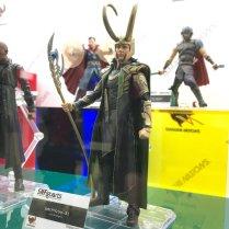 Bandai Tamashii Nations Tokyo Comic Con 2018 SH Figuarts Avengers Loki 02