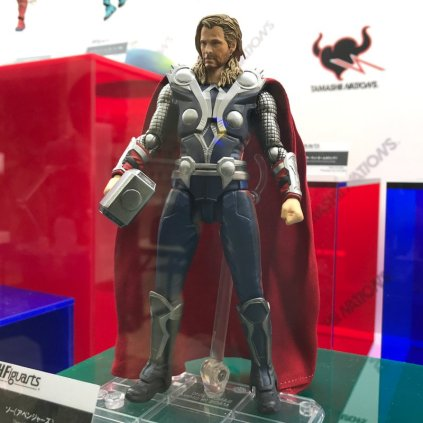 Bandai Tamashii Nations Tokyo Comic Con 2018 SH Figuarts Avengers Thor 02