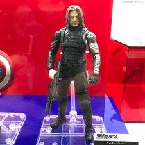 Bandai Tamashii Nations Tokyo Comic Con 2018 SH Figuarts Captain America Winter Soldier Bucky 01