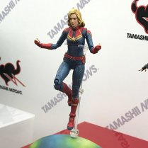 Bandai Tamashii Nations Tokyo Comic Con 2018 SH Figuarts Captain Marvel 02