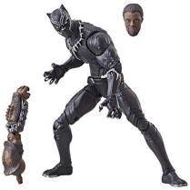 Marvel Legends Black Panther Series 2 Black Panther New Promo 01