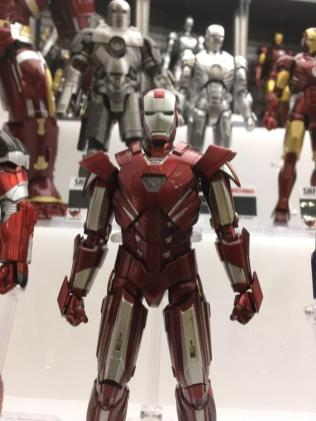 Tokyo Comic Con Bandai SH Figuarts Marvel Iron Man 04