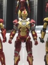 Tokyo Comic Con Bandai SH Figuarts Marvel Iron Man 05