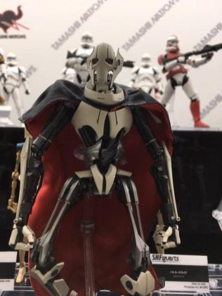 Tokyo Comic Con Bandai SH Figuarts Star Wars Prequel General Grievous 01