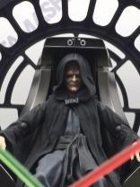 Tokyo Comic Con Bandai SH Figuarts Star Wars Return of the Jedi Emperor 01