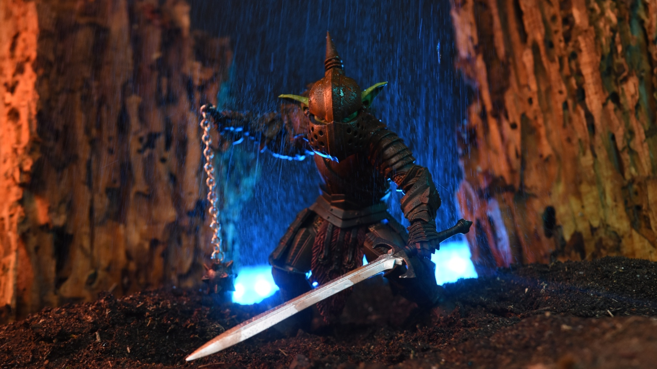 Mythic Legions Advent of Decay Dwarf Weapons Pack