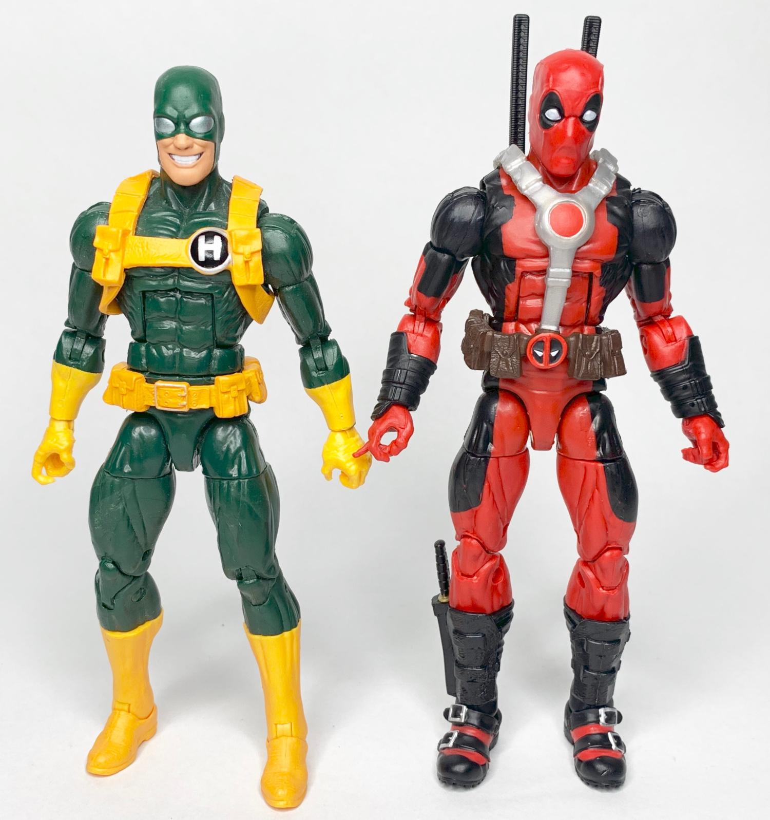 Hasbro: Marvel Legends Vehicles Professor X And Scooter
