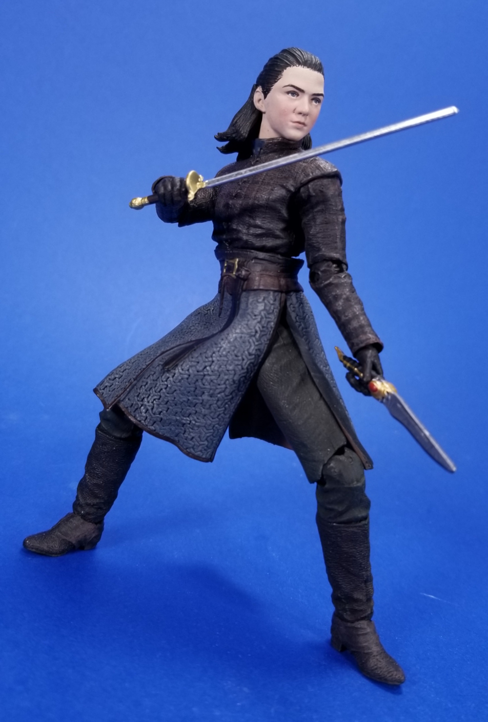 Game of Thrones Mcfarlane 6 Inch Action Figure Arya Stark