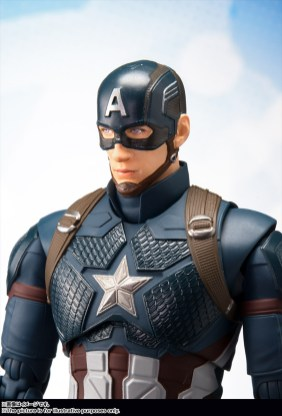 Bandai Tamashii Nations SH Figuarts Avengers Endgame Captain America promo 10