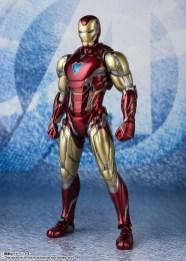 Bandai Tamashii Nations SH Figuarts Avengers Endgame Iron Man Mark 85 promo 01