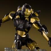 Bandai Tamashii Nations SH Figuarts Iron Man MK20 Python Promo 01