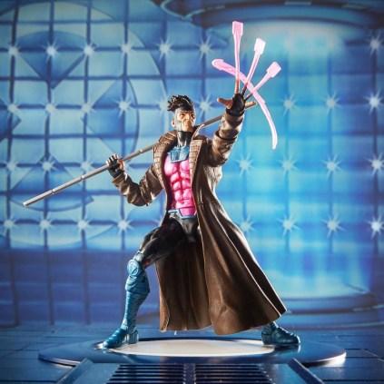 Hasbro Marvel Legends X-Men Caliban Wave Gambit Even More Updated Promo 07