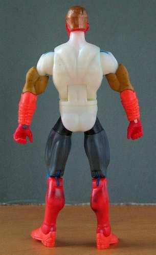 Mattel DC Multiverse Nightwing eBay Prototype 02