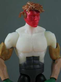 Mattel DC Multiverse Wally West Flash eBay Prototype 03