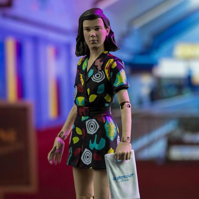 McFarlane Toys Stranger Things Season 3 Eleven Sneak Peek 01