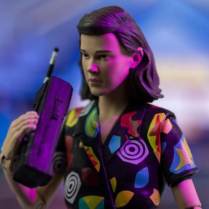 McFarlane Toys Stranger Things Season 3 Eleven Sneak Peek 02