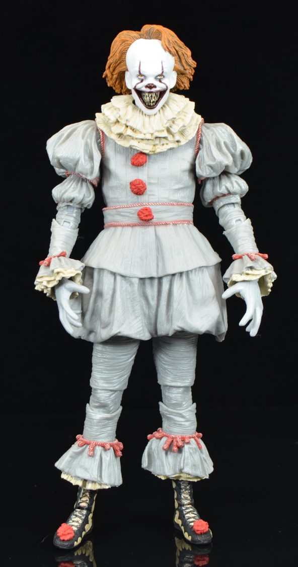 I never thought I would love an iteration of Pennywise as much as Tim  Curry, but here is the new version finding a creepy-ass place in my heart,  too, ...