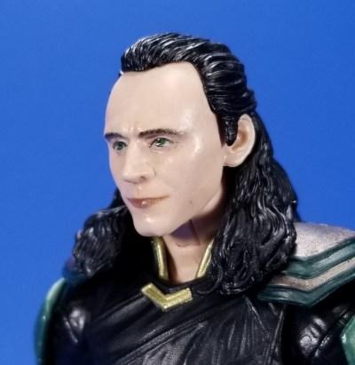 Hasbro Marvel Legends Avengers Infinity War Corvus Glaive and Loki 2 Pack Loki Yearbook 06