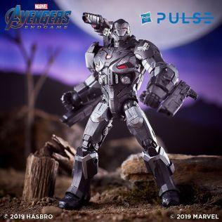 Hasbro Pulse Marvel Legends Avengers Engame Wave 2 Series 6-inch War Machine Figure