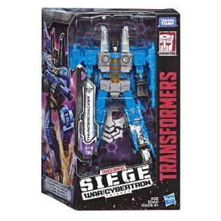 Hasbro Transformers Siege Thundercracker Package Promo 01