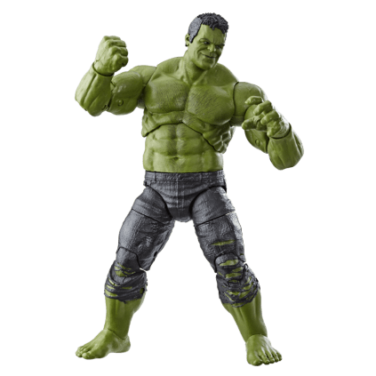 MARVEL AVENGERS ENDGAME LEGENDS SERIES 6-INCH Figure Assortment - Hulk BAF (oop)