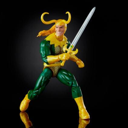 Marvel Legends Avengers Endgame Wave 2 Series 6-Inch Loki Figure Promo 05