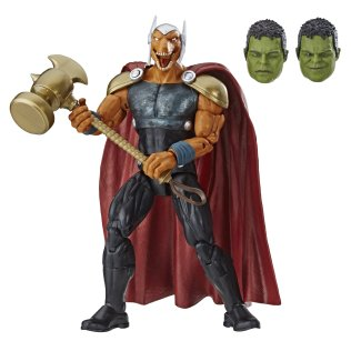 Marvel Legends Avengers Endgame Wave 2 Series 6-inch Beta Ray Bill Figure 02