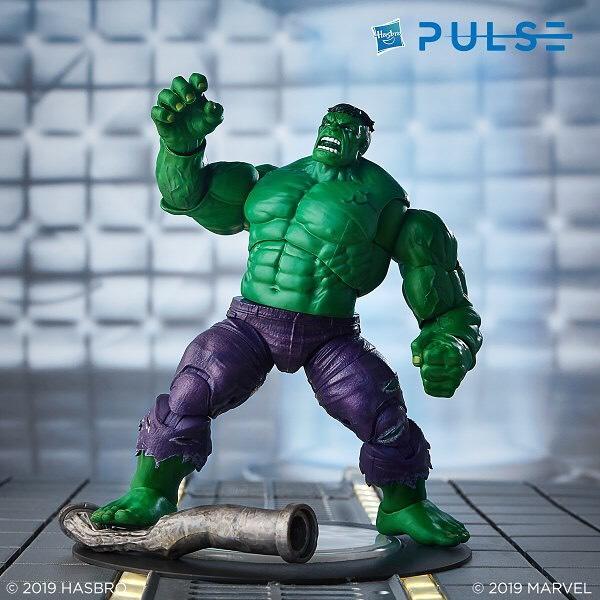 Hasbro: More SDCC Exclusive Marvel Legends Retro Carded Hulk