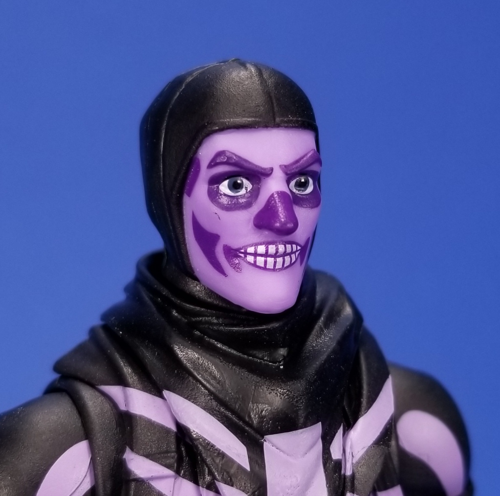 Fortnite Skull Trooper Purple