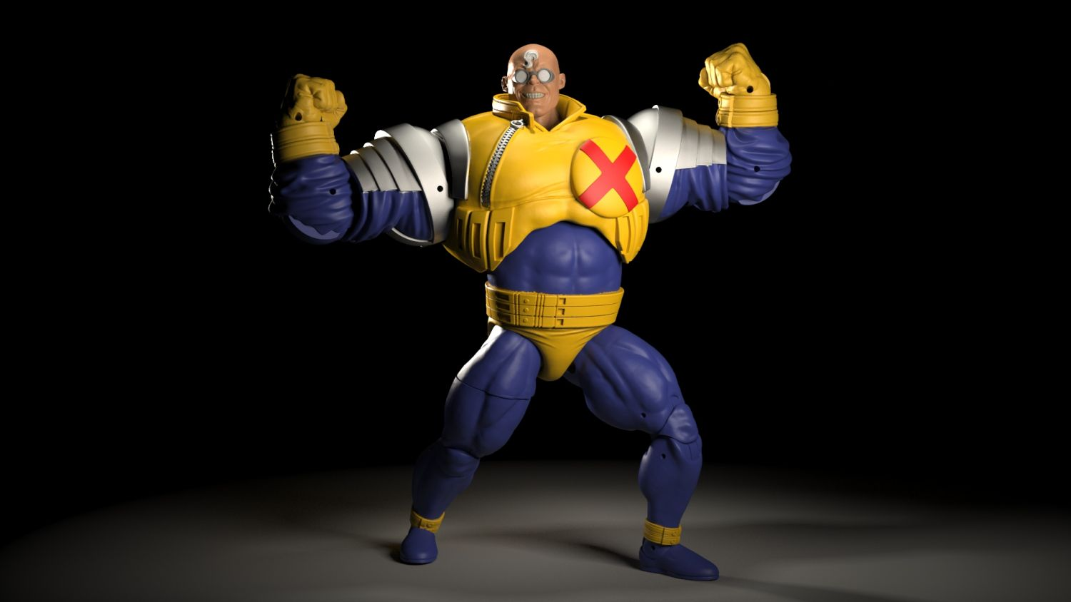 HASBRO-MARVEL-LEGENDS-SERIES-6-INCH-STRO