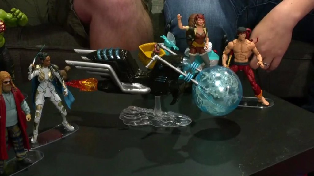 Squirrel Girl Marvel Legends figure revealed at SDCC 2019