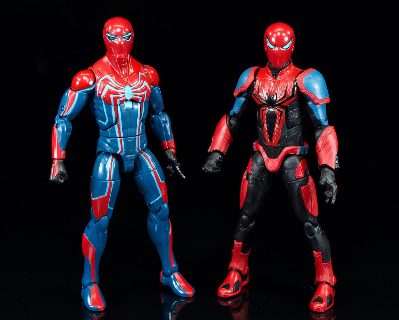 "Hasbro Marvel Legends Demogoblin BAF Series Mark III Spider-Man 6/"" Figure"