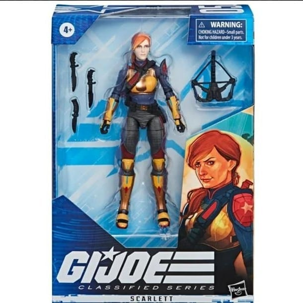 Joe Classified Series Roadblock Action Figure 01 Collectible Toy New 2020 G.I
