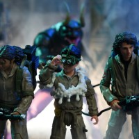 Hasbro: Ghostbusters Afterlife Plasma Series Lucky, Podcast, and Trevor Review