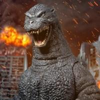 Mezco: Ultimate Godzilla Promo Images and Pre-Order