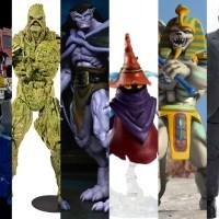 Fwoosh Weekly! Ep230: Gargoyles, DC Multiverse, MMPR, Universal Monsters, RoboSkull, Transformers more!