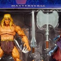 Mattel: Masters of the Universe: Revelation Masterverse Savage He-Man and Orko