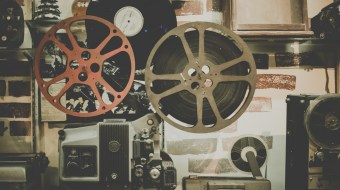 reels of film