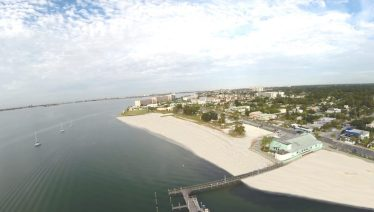 """Gulfport Beach: """"After"""" proposed result."""