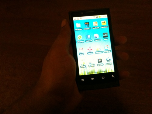 spice mi410 gets android 2 3 gingerbread update unofficially rh thegadgetfan com