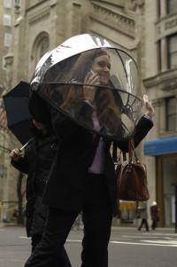 Nubrella Hands Free Umbrella  Gadget Flow