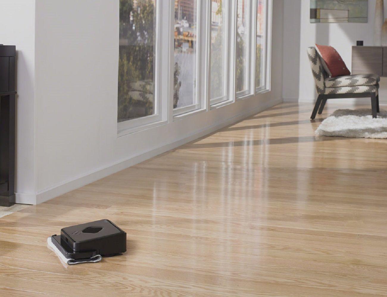 Braava iRobot 380t Floor Mopping Robot  Gadget Flow