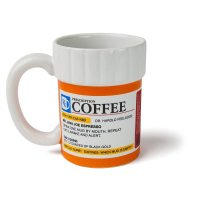 Prescription Bottle Coffee Mug  Gadget Flow
