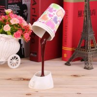 Coffee Cup LED Light Desk Table Lamp  Gadget Flow